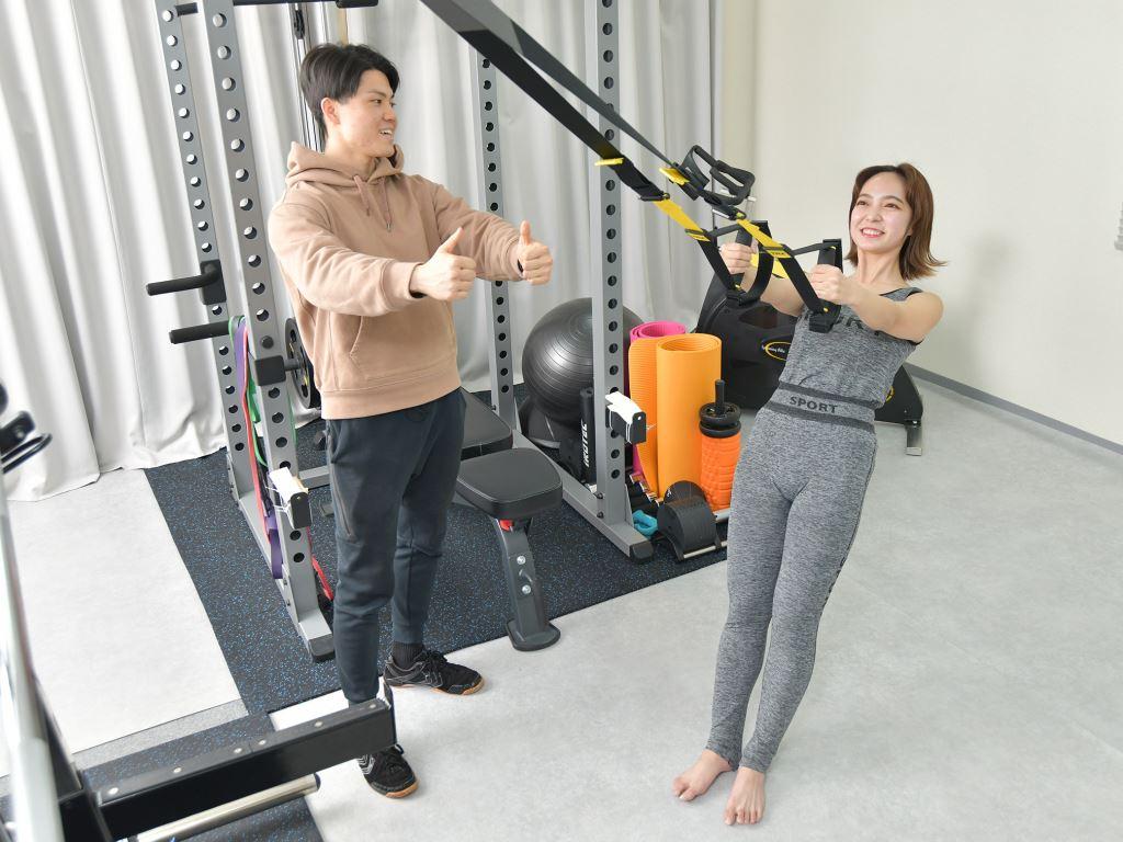 江坂パーソナルジムトレミー、江坂でパーソナルトレーニングコンセプト
