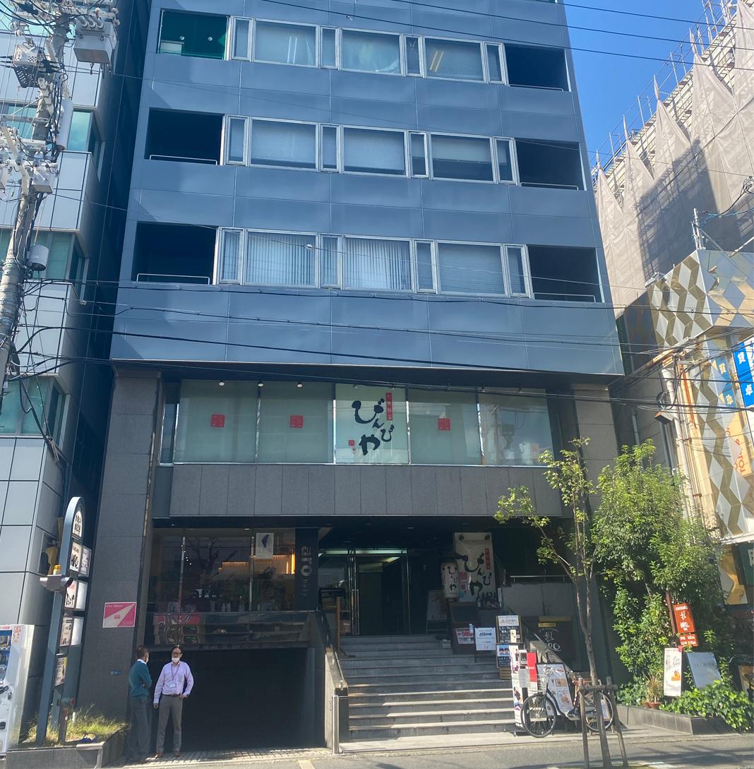 江坂パーソナルジムトレミー店舗紹介