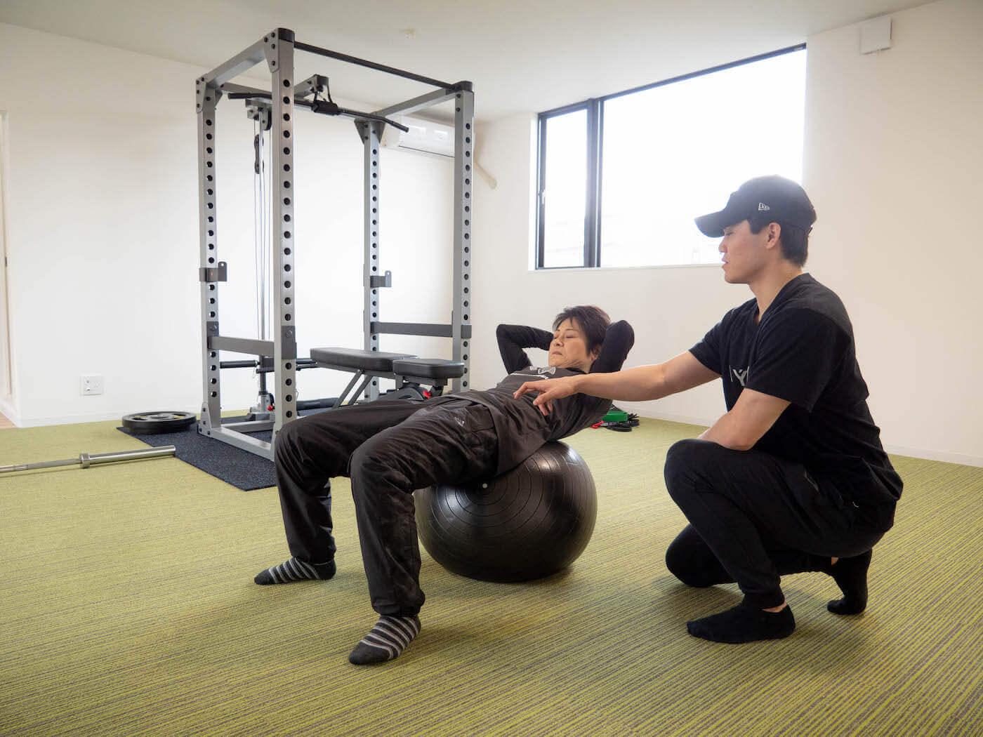 江坂パーソナルジムトレミー、健康のためのパーソナルトレーニング